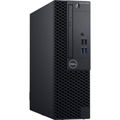 DELL Optiplex 3060 SFF, Core i5-8500, 8GB, 1TB, Intel UHD 630, Win 10 Pro N020O3060SFF_WIN