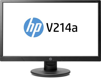 "HP 20,7"" 1920x1080, 5ms, 60Hz, HDMI ve VGA, Siyah, Led Monitör 1FR84AA"