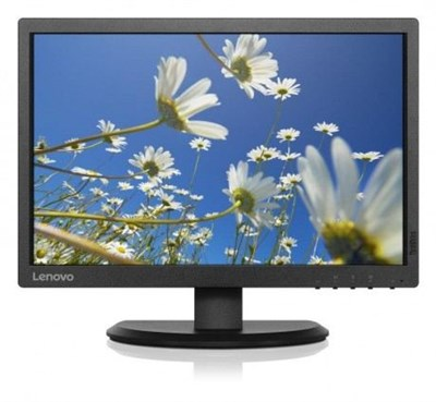 LENOVO 19.51440x900,7ms,60Hz,VGA, Siyah Led Monitör 60DFAAT1TK