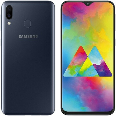 SAMSUNG 13MP+5MP GALAXY M20 32GB 6.3 SİYAH M205F-BLACK