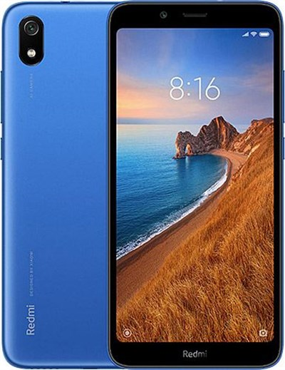 XIAOMI 12MP REDMI 7A 2GB/32GB 5.5 MAVİ REDMI7A-32GB-BLUE