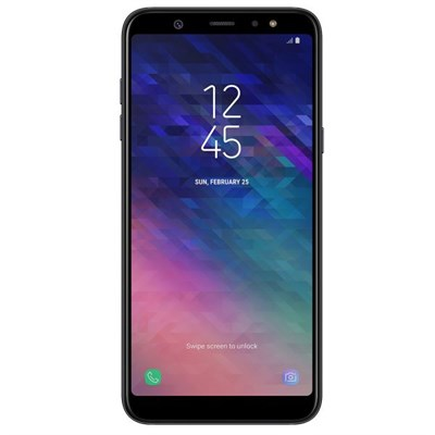 SAMSUNG GALAXY A6 PLUS 64 GB AKILLI TELEFON BLACK